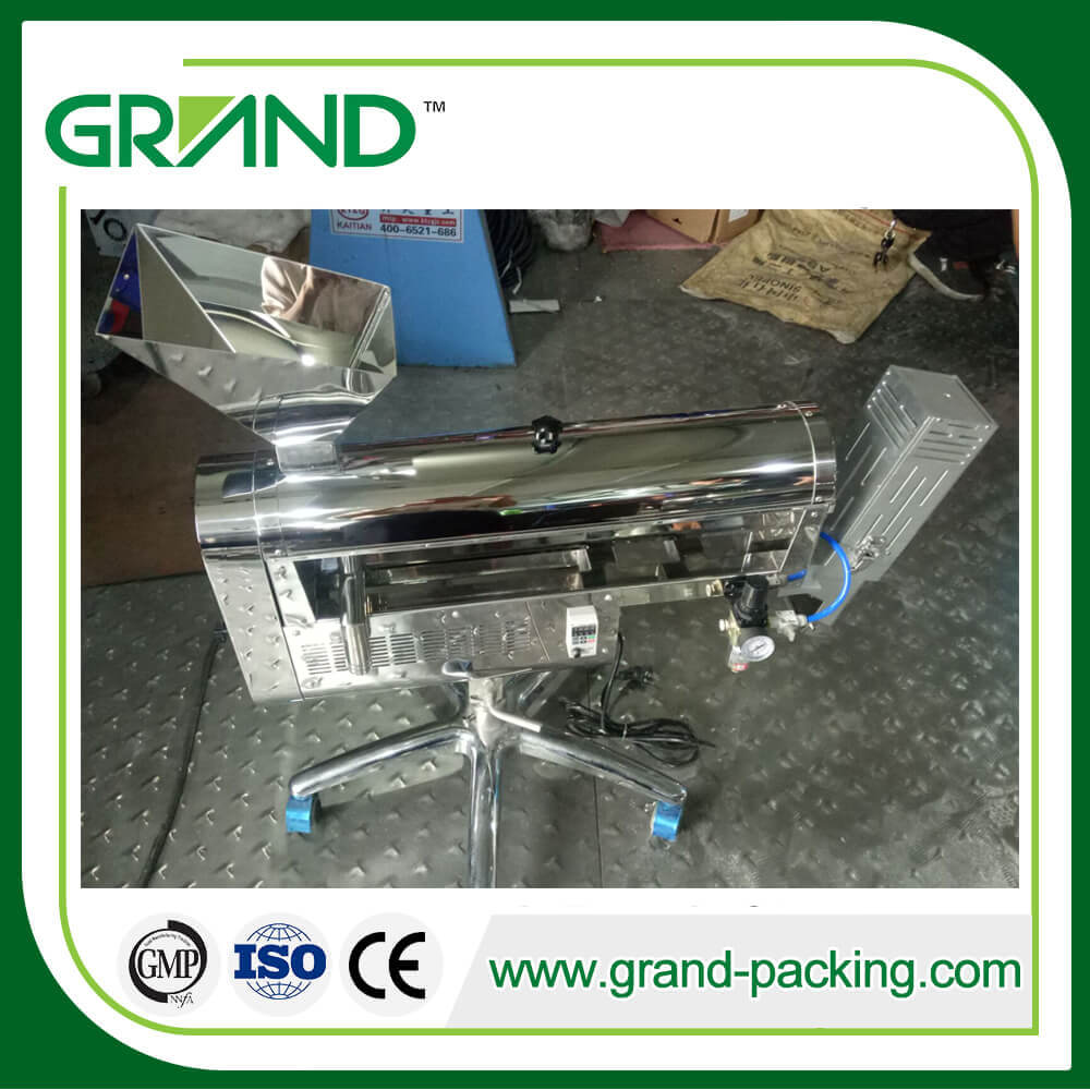 Semi Automatic Capsule Polisher Sorter Capsule Polishing dan Sorting Machine