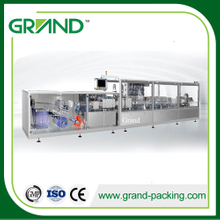 GGS-240 P15 Plastik Ampul Mengisi Sealing Machine untuk Oral Liquid / Pestisida / E Liquid